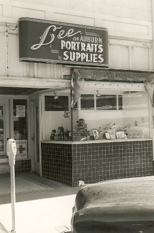 Lee of Auburn Original location