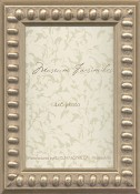 Lupe Silver Leaf Picture Frame
