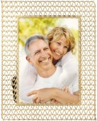 Shadow Gold Metal Picture Frame