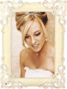 Amalfi Jeweled Wedding Picture Frame