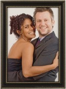 Oil Rubbed Bronze Metal Picture Frame