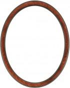 Lyla Vintage Cherry Oval Picture Frame