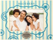 Blue Brothers Picture Frame