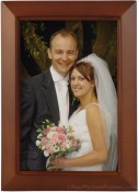 Estero Chestnut Brown Picture Frame
