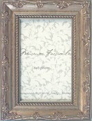 Nicola Silver Leaf Picture Frame