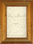Adrienne Gold Leaf Picture Frame