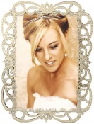 Jeweled Elegance Picture Frame