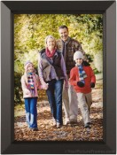 Estero Black Wood Picture Frame