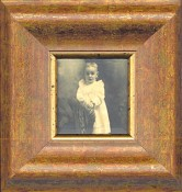 Carissa Gold Picture Frame